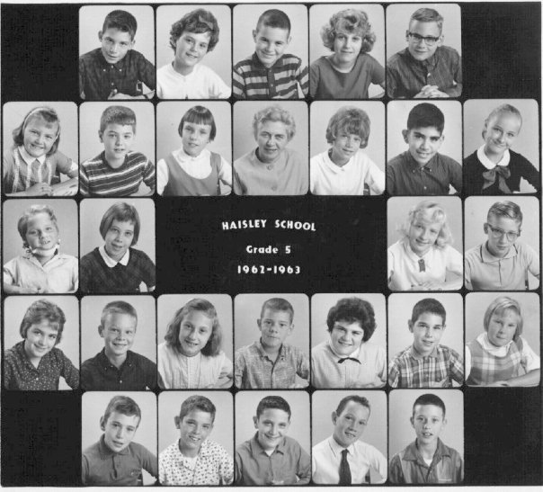 Ann Arbor Class Of 1970 Sorted By Elementary School